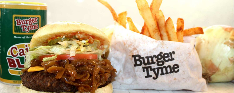 Burger Tyme of Lafayette