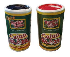 Cajun Blaze Seasoning by Braxton Moody