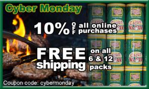 Cajun Blaze Cyber Monday