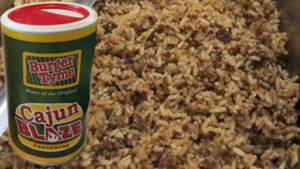 Cajun Blaze Dirty Rice